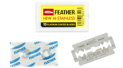 Feather New Hi Blade